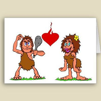 Cave Love Card from Zazzle.com