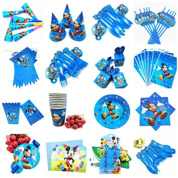 Mickey Mouse birthday party decorations / 28 item options