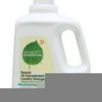 Seventh Generation White Flower Ultra Liquid Laundry Detergent -4x100 Oz-