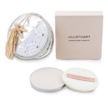 Jill Stuart Pressed Powder N (case + Refill) - # 02 Lucent --9g-0.31oz By