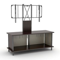 Atlantic Epic TV Stand & Mount (Brown)