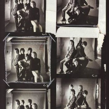 Rolling Stones Gered Mankowitz Photos Poster 24x36