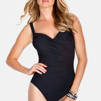 Women's Miraclesuit 'Sanibel' Underwire One-Piece Swimsuit ,