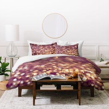 Lisa Argyropoulos Mingle 1 Duvet Cover