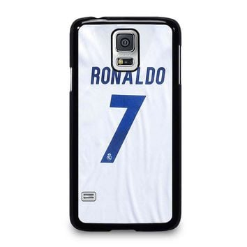 RONALDO CR7 JERSEY REAL MADRID Samsung Galaxy S5 Case Cover