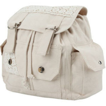 Crochet Trim Backpack 186576415 | Backpacks & Bags | Tillys.com