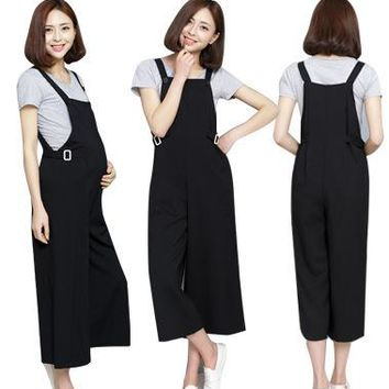 New Arrival Maternity Pants Pregnant Overalls Maternity Trousers Ropa Premama Gestante Clothes For Pregnant Women Hamile Giyim
