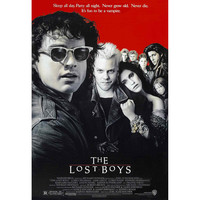 Lost Boys - Domestic Poster