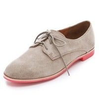 Dolce Vita Mini Suede Oxfords | SHOPBOP