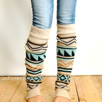 Leg Warmers From Grace And Lace Ladies Shop - Boot Socks, Leg Warmers, Knit Scarves And More for Ladies