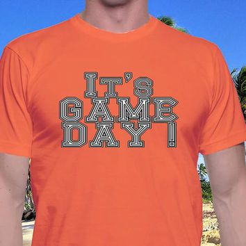 bb0fabe30 It's Game Day, Casual Shirt, Meme, Tailgate Shirt, Football Sund