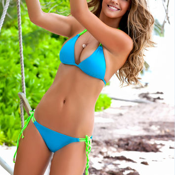 Voda Swim makers of the Envy Push Up Bikini As seen in Sports Illustrated Swimsuit Edition