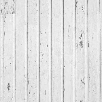 White Wash Wood Candy Floor Backdrop 4x5 - LCCF1294 - LAST CALL