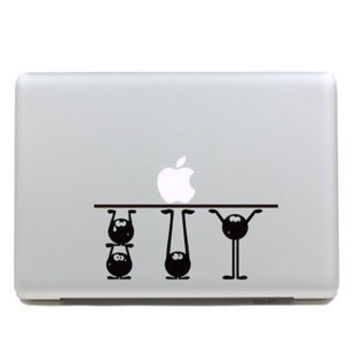 Carry apple mac sticker mac macbook decal mac by AppleParadise