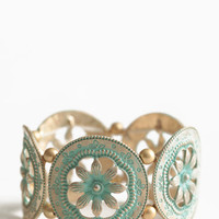 On A Hunch Bracelet - $18.00 : ThreadSence, Women's Indie & Bohemian Clothing, Dresses, & Accessories