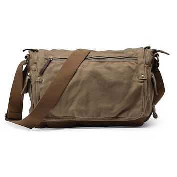Canvas Messenger Bags #30622