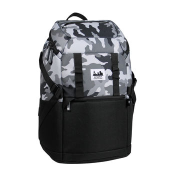 Projekt Karson Backpack Urban Camo/Black