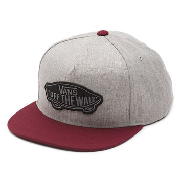 Classic Patch Snapback | Shop Mens Hats at Vans