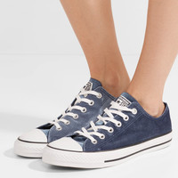 Converse - Chuck Taylor All Star velvet sneakers