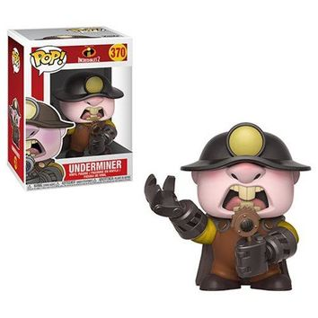 Underminer Funko Pop! Disney Incredibles 2