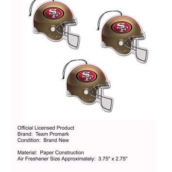 Licensed Official Brand New NFL San Francisco 49ers Pick Your Gear / Accessories Official Licensed