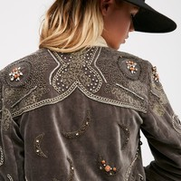 Free People Moon Dance Jacket