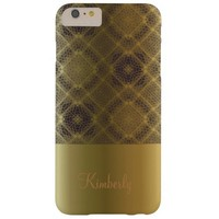 Apple iPhone Protective Case with Name