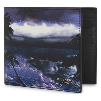 Dark Waves Wallet by Givenchy
