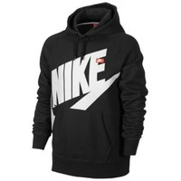 Nike Ace PO Hoodie Exploded Pop Logo - Men's at Foot Locker