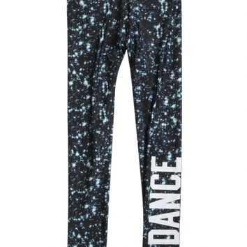 PRINTED DANCE LEGGINGS | GIRLS DANCEWEAR & GYMNASTICS ACTIVEWEAR | SHOP JUSTICE