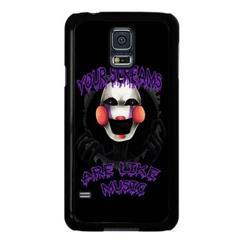 Five Nights At Freddy S The Marionette Samsung Galaxy S5 Case