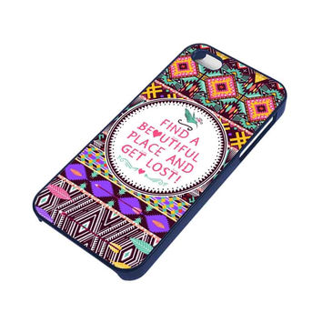 PIECE TRIBAL PATTERN 2 iPhone 5 / 5S Case