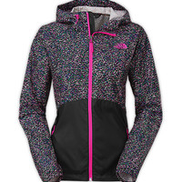 The North Face Women's Jackets & Vests WINDWEAR WOMEN'S FLYWEIGHT HOODIE
