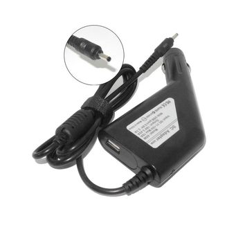 19V 3.42A 65W Laptop Dc Car Charger for Acer Iconia S5 S7 W700 W700P Power Adapter for Acer Chromebook C720 C720p