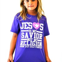 Kids Jesus Is My Savior