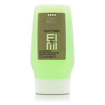 EIMI Sculpt Force Extra Strong Flubber Gel (Hold Level 4) - 125ml-4.23oz