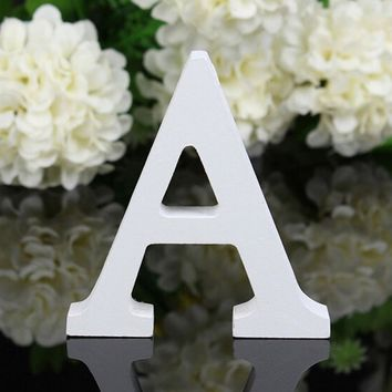 3D wooden letters letras decorativas Personalised Name Design Art Craft wood decoration letras de madera houten letters