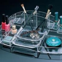 Cosmetic Organizer by Acrylic