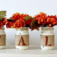 Farmhouse Rustic Fall & Thanksgiving Home Decor