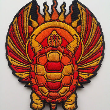NEW - Grateful Dead embroidered patch - Terrapin Station - original artwork - not pin poster
