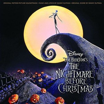 Nightmare Before Christmas, LP