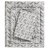 Chevron Printed Sheet Sets