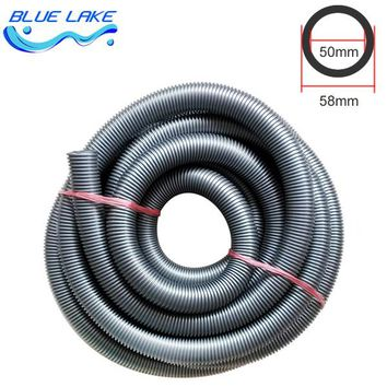 Factory outlets inner 50mm vacuum cleaner water absorption machine thread Hose pipe tube straws durable vacuum cleaner parts