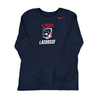 Nike USA Long Sleeve - Youth