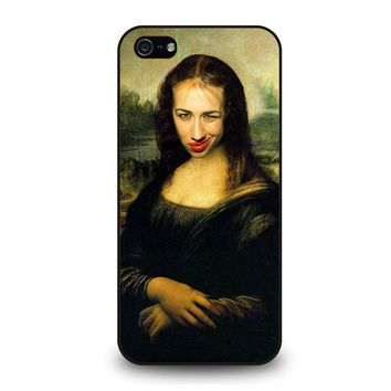 MIRANDA SINGS MONA LISA iPhone 5 / 5S / SE Case