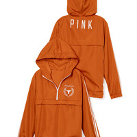 University of Texas Half-Zip Windbreaker