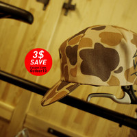 "NEW ""Camo/Brown"" Cycling Caps Limited Edition"