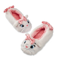 Marie Plush Slippers for Kids - The Aristocats | Disney Store