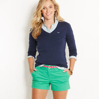 Candlewood V-Neck Sweater