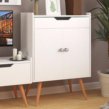 Two Door Buffet Sideboard Storage Cabinet